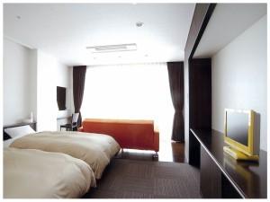 燦燦館3F 洋室(バリアフリータイプ)◆全室オーシャンビュー