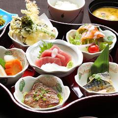 【平日・休日限定!】夕食をお手軽にしてビジネス・旅行をリーズナブルに♪2食付プラン
