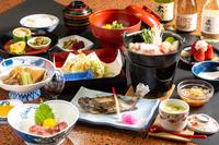 【心に効く】信州田舎料理プラン 【街側和室】【温泉】