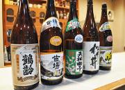 【日本酒3種飲み比べセット付】美味い酒と当館自慢の田舎料理に舌鼓♪(夕朝食付)