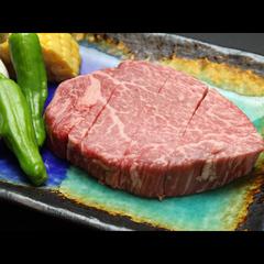 *お部屋食*上質な甘味★栃木和牛A5ランク「ヒレステーキコース」