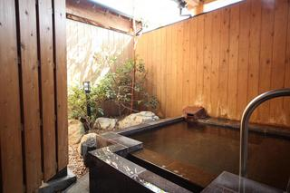 露天風呂付客室1F(12畳和室)