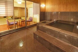 半露天風呂付客室(2F)和室
