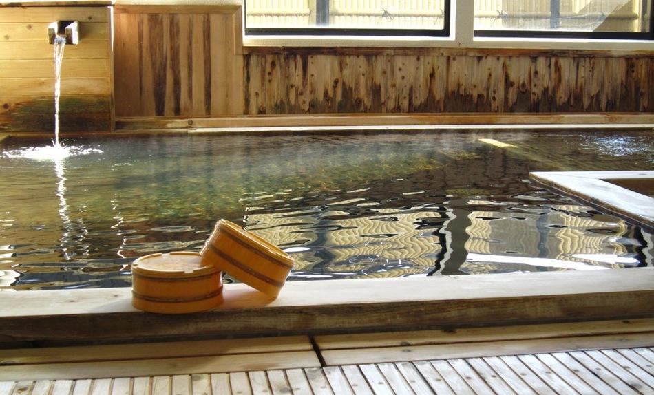 治療効果の期待できる温泉の泉質