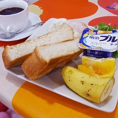 《朝食付き》『カフェ にゃお島』での朝食付きプラン♪