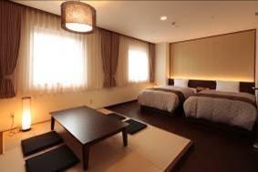 和洋特別室★2ベット+4.5畳★36.9平米