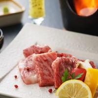 【村上牛陶板焼きプラン】全国1位を2回受賞!黒毛ブランド和牛と旬の日本海会席料理を堪能しよう!