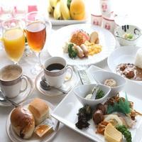 【朝食バイキング付】■岡山名物・ままかりが人気!約30種類の和洋バイキング食べ放題!■