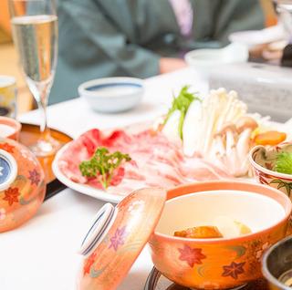 魚介の宝庫伊東温泉に来たけど・・やっぱお肉でしょう!肉食集まれ〜!国産黒毛和牛しゃぶしゃぶプラン