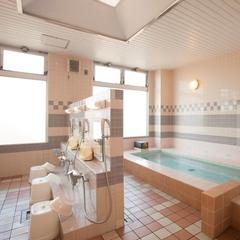 【男性限定】大浴場利用◆なんと!なんと!大変お得な◆室数限定朝食付プラン