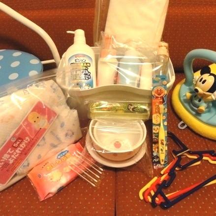 ≪ママ安心♪≫赤ちゃん用貸出し備品多数ご用意 ☆ママプラン☆