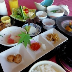 調理長自慢のコース料理を堪能☆ホテル名を冠した「大地プラン」(1泊2食付)【美味旬旅】
