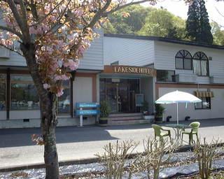 【当館人気】野尻湖でゆっくりと一泊二食付プラン