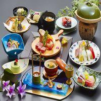 野趣あふれる料理とツルツル天然温泉!夏のかほり懐石コース!