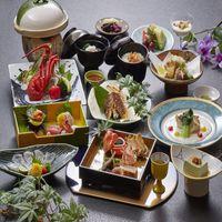 旬の食材を活かした心暖まるお料理!特別な日の思い出にもどうぞ!夏めく彩り懐石コース!!