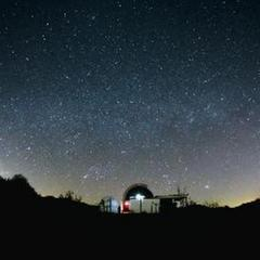 定例観測会★当館の天体観測所で星の観察会を開催します! 送迎付き♪