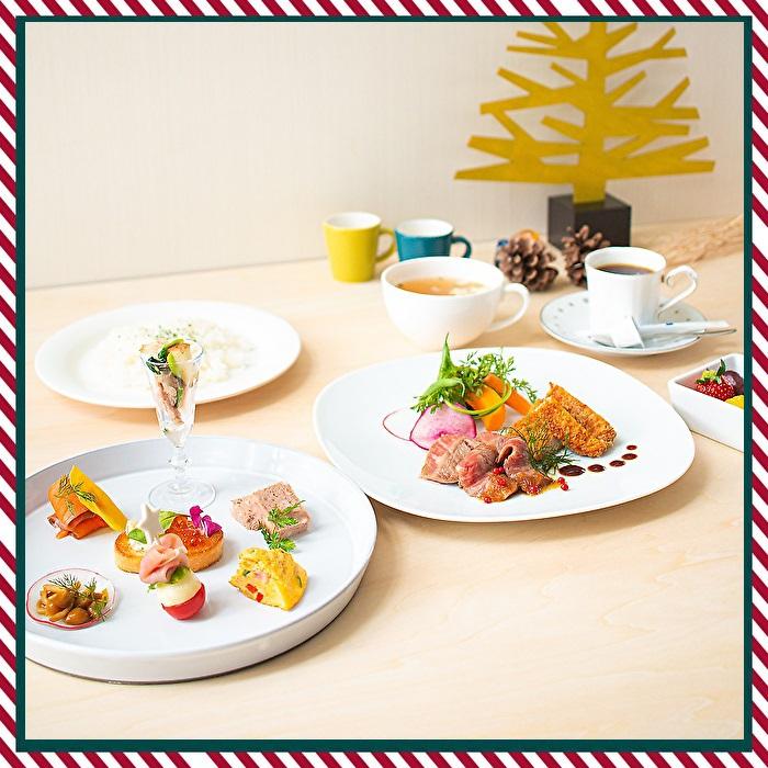 【基本★2食付】星空×おふろcafeを楽しもう☆夕食は炭鉱レストランでSORACHI創作コース♪