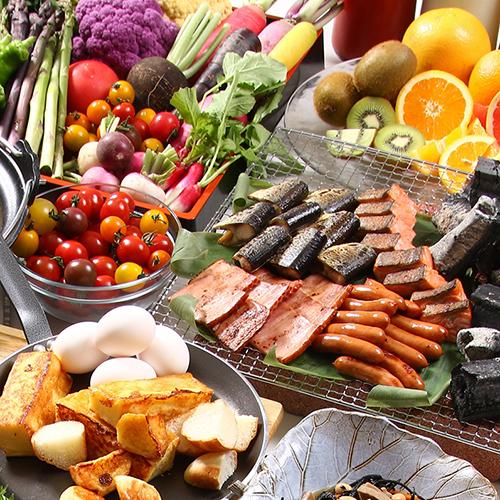 【基本★朝食付】遅いチェックインOK♪朝からHOTなメニューで一日の活力を♪朝食バイキング!