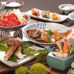 ♪秋味グルメ♪松茸&島根の高級魚のどぐろ&しまね和牛♪ 量より質で、ごちそうを楽しむ!