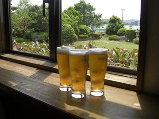 カフェラウンジリニューアル記念♪無料♪湯上りビールで心地よいひとときを・・・【期間限定】
