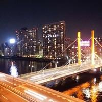 【リバービュールーム・素泊まり】上層階の隅田川が見えるお部屋で少しリッチな気分に♪お薦めです!