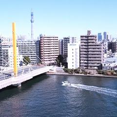【デラックスツイン・素泊まり】隅田川とスカイツリーを見ながらゆったり過ごすリフレッシュステイ♪