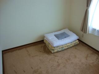 旅のお話は談話室で! 4.5畳個室1名様素泊まりプラン