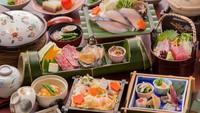【迷ったらコレ!人気3大グルメ会席/会場食】《岡山和牛&あわび&鰆&まつり寿司》6/1から夏会席!