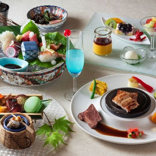 【少量会席】人の努力、人の手により食材がさらに美味しく◇美食のプチカジュアル会席/1泊2食