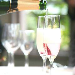 【特別な記念日に】シャンパンで乾杯◆ラグジュアリーな記念日ステイ
