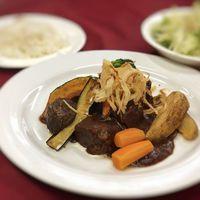 【夕食付】シェフの気まぐれ日替わり御膳|お肉かお魚をチョイス