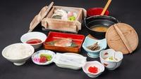【夕食は自由!朝食付】朝は体に優しい和朝食!パワースポット「高龍神社」巡りへGO