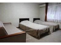 洋室 2ベッド+ソファベッド【バス・トイレ付】
