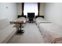 洋室 3ベッド+ソファベッド【洗面所付】
