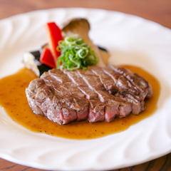 【夕食グレードアップ】当館人気料理「和風スライスステーキ」&標高800m涼しい芦ノ湖リゾート満喫!