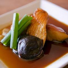 【美味少量】1000円お得!夕食のメインは金目鯛の煮つけ!ボリューム控えめ中身充実「美味少量プラン」