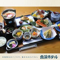 料理長イチオシ♪洞爺湖の味覚☆ご膳コース/幼児【添い寝無料】