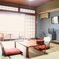 ■川側|和室(6畳〜10畳)/バス・トイレ付★Wi-Fi無料