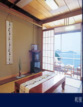 Такамацу - Ajikankohotel Uminoyadori