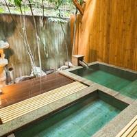 【禁煙】露天風呂付貴賓室12.5帖+7.5帖+足湯