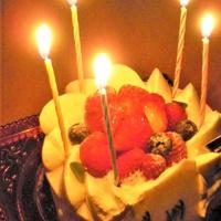 【記念日プラン】カップルやご夫婦に!ケーキやスパークリングワインで大切な人と大切な時間を。
