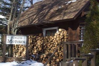 パウダースノーを独り占め!1泊2食 北軽井沢ペンション モータウンでスキー&スノボ三昧