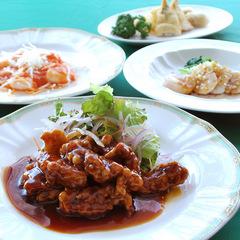 愛媛県民限定 39%OFF 料理長渾身の料理でおもてなし【中国料理】 夕食&ドリンク付プラン