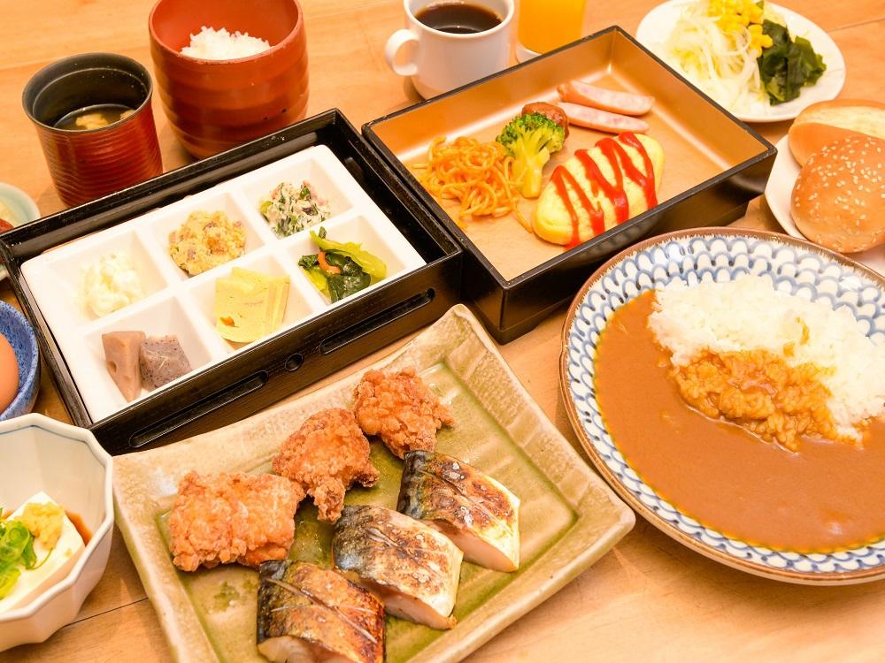 6時オープンで便利◆1階『がんこ』朝食付プラン【新大阪駅北口】