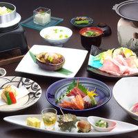 軽井沢会席プラン◆ご当地素材や味覚を中心に、山海の素材を気軽に和食会席でお楽しみいただけます♪