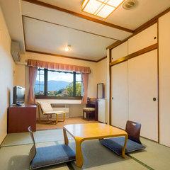 【禁煙】和室(6畳/バス・トイレ付)朝食は無料
