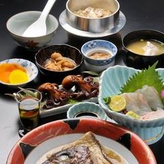 【リーズナブル × 料理自慢】☆瀬戸内特産の鯛を存分に!『瀬戸の鯛御膳』☆ 1泊2食
