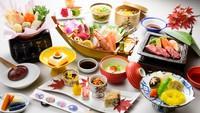 【春夏旅セール】【刺身舟盛】新鮮な海の幸を贅沢に舟盛で♪<2食付>