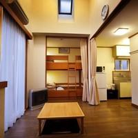 コテージ4人棟(バス・トイレ付)