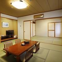 *和室10+6畳(トイレ付)